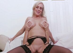 Mom love creampie