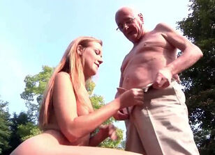 Granny and grandpa porn