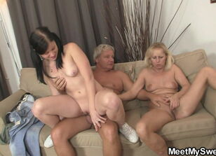 Mature threesome tumblr